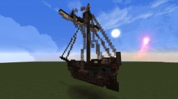 WesterosCraft ship + Low class house
