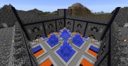 Bedrock Castle(PvP/Factions) Minecraft Map & Project