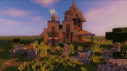 Starter survival house [DOWNLOAD] Minecraft Project