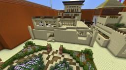 Egyptian Houses and Garden