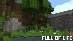 Full of Life, photo realistic [128x128] Minecraft Texture Pack