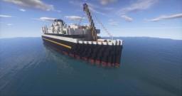 SS Netley Minecraft Project