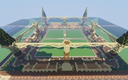 Build Battle Arena Collab // plotbuild Minecraft Map & Project