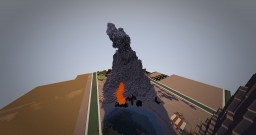 Unrest at Mount Lonaran Minecraft Map & Project