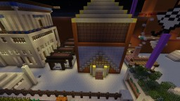 Egyptian Silo, Forge, and Bakery Minecraft Project