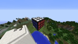 RUBIK'S CUBE MAP Minecraft Project