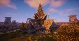 Fantasy Rustic House