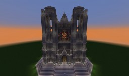 Grace Cathedral - San Francisco, CA Minecraft Map & Project
