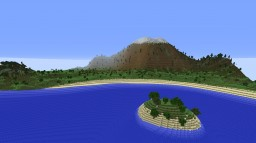 KoNoSuBa Island Minecraft Map & Project