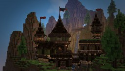 Small Castel Minecraft Map & Project