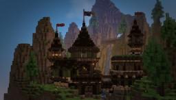 Small Castel Minecraft