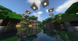 All Biome Parkour #17 Roofed Forest Minecraft Project