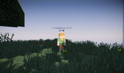 yung healthbar Minecraft Mod
