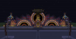 kineticTEMPLE Minecraft Map & Project