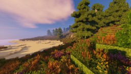 Autumn Island: 1000x1000 #ConquestReforged #WeAreConquest Minecraft Map & Project