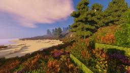 Autumn Island: 1000x1000 #ConquestReforged #WeAreConquest Minecraft