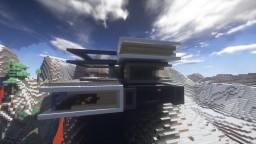 Moderna- A modern cliff house Minecraft Map & Project
