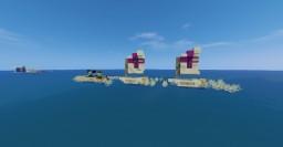 | Petits voiliers pour école de voile | Minecraft Map & Project