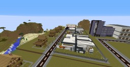Immortal Network Minecraft Map & Project