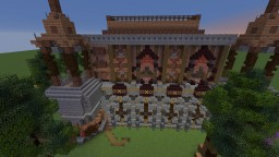 Fantasy Forge Minecraft Project