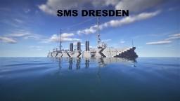 SMS.Dresden-Warship WW1