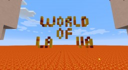 World of Lava Minecraft Map & Project