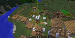 Crafty's new hunger games Minecraft Map & Project