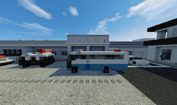 Some more vehicles made by Ragin
