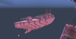 Pink Ironclad Yolo Minecraft Map & Project