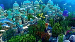 Sapphire Ocean Minecraft Project