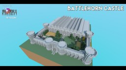 Battlehorn Castle - Oblivion Minecraft Project