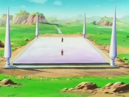 [Dragon Ball Z] Cell Game Arena