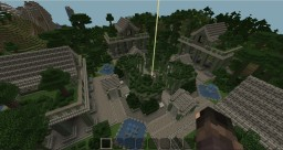 Temple of the Crescent Moon Minecraft Map & Project