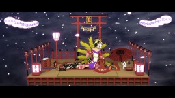 OIRAN KYUBINO-KITSUNE(9taild fox) Minecraft Map & Project