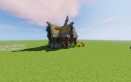 Medieval House #4 Minecraft