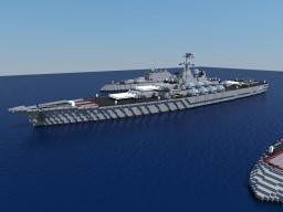 USS Emancipator Minecraft Project