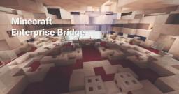 USS Enterprise Bridge Minecraft Project
