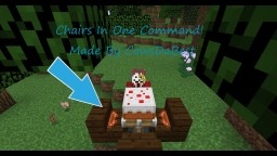 Chairs In One Command! Also Slab Version! 1.12