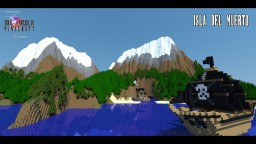 Isla del Muerto Minecraft Map & Project