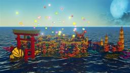 Japanese Blossom Minecraft Project