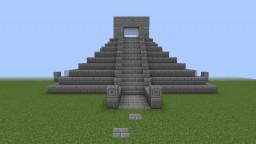 Templo Maya Minecraft Map & Project