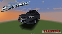 2013 Chevrolet Sonic LT Minecraft Project