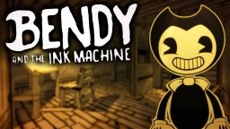 Bendy and the ink machime map Minecraft Map & Project