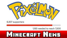 Minecraft News | Save Pixelmon, Sign the Petition (8,500+ Signatures So Far!)