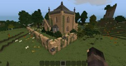 Molly's Lodge Minecraft Project