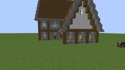 Nordic house #1 Minecraft Project