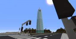 One World Trade Center Minecraft