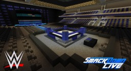 Smackdown Live Realistic Arena 2017 [1.12+] VERSION 3