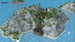 Pirate IsLand Minecraft Project