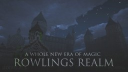ROWLINGS REALM ▶ Harry Potter | Fantastic Beasts ◀ Minecraft Project